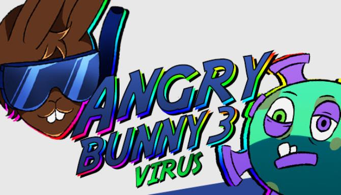 Angry Bunny 3 Virus Scorched Land-PLAZA