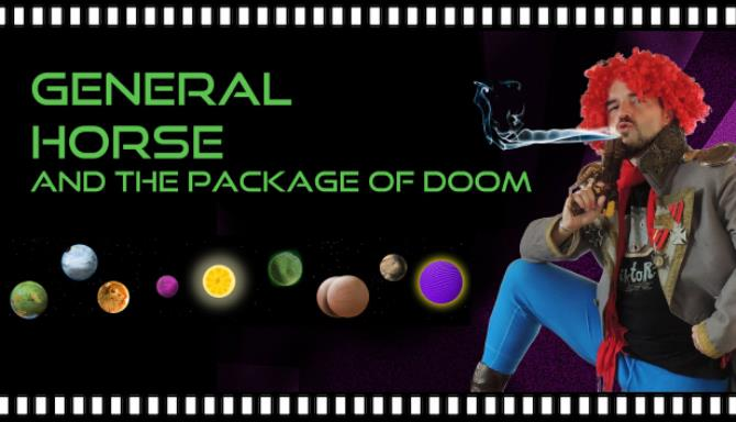 general horse and the package of doom plaza