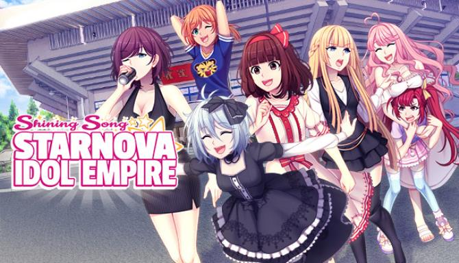 shining song starnova idol empire