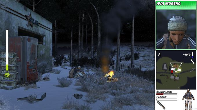 Survivalist: Invisible Strain Torrent Download
