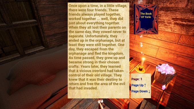 The Book Of Yorle Save The Church Torrent Download