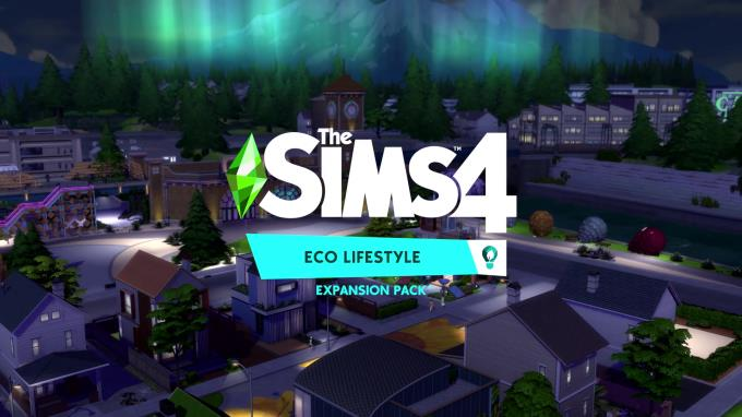 The Sims 4 Eco Lifestyle Update v1 63 136 1010-CODEX