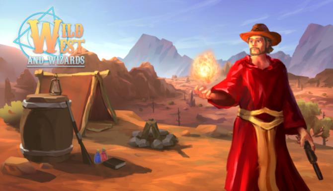 wild west and wizards settlers and bounty hunters plaza