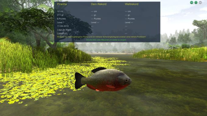 Worldwide Sports Fishing Story Mode PC Crack