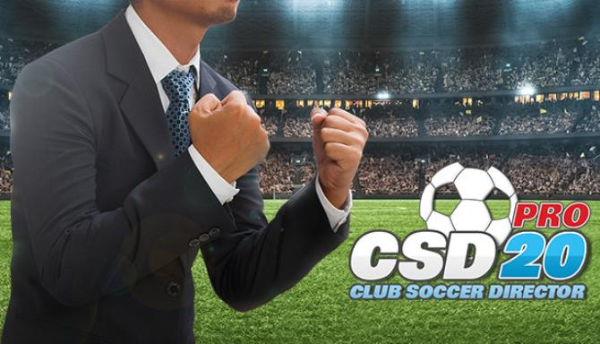 Club Soccer Director PRO 2020-Unleashed