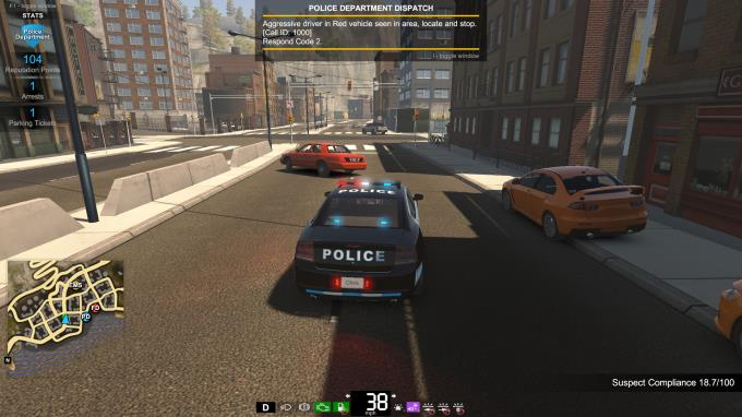 Flashing Lights Police FireFighting Emergency Services Simulator Torrent Download