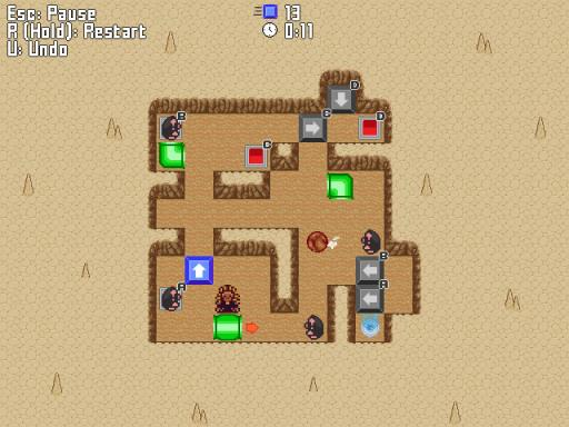 Maze Burrow PC Crack