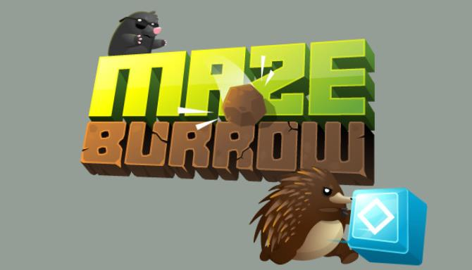Maze Burrow Free Download