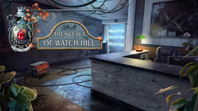 Mystery Trackers The Secret of Watch Hill Collectors Edition-RAZOR
