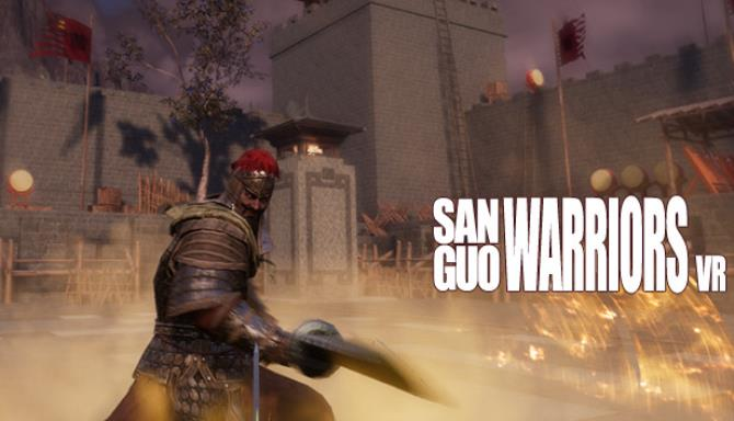 Sanguo Warriors VR-VREX
