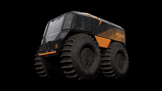 Spintires SHERP Ural Challenge Torrent Download