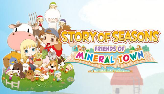 story of seasons friends of mineral town plaza