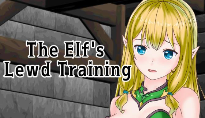 the elfs lewd training