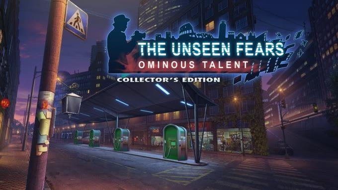 The Unseen Fears Ominous Talent Collectors Edition-RAZOR