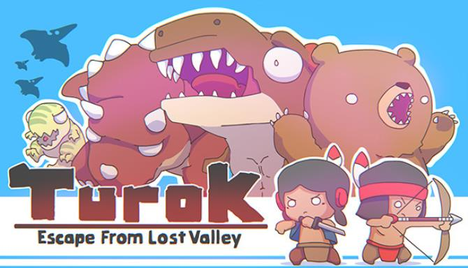 turok escape from lost valley v2 0