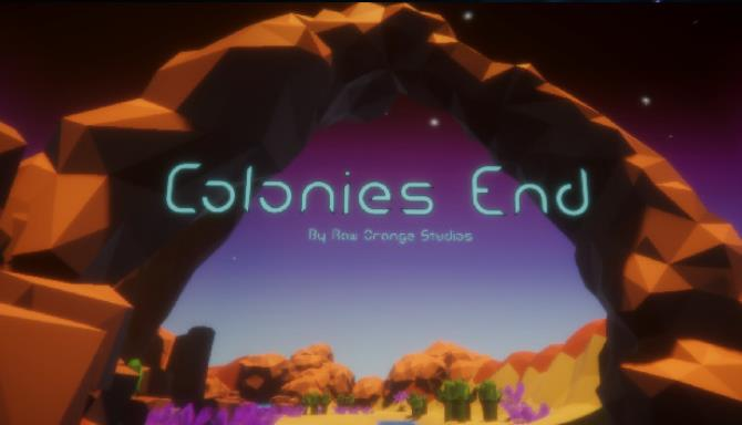 Colonies End-PLAZA
