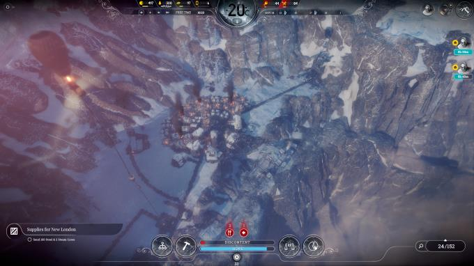Frostpunk On The Edge Torrent Download