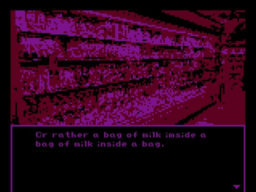 Milk inside a bag of milk inside a bag of milk PC Crack