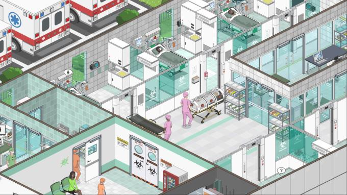 Project Hospital Department of Infectious Diseases Torrent Download