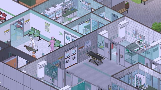 Project Hospital Department of Infectious Diseases PC Crack