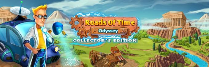 Roads Of Time Odyssey Collectors Edition-RAZOR