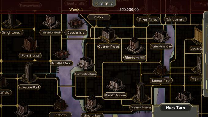 The Commission: Organized Crime Grand Strategy PC Crack