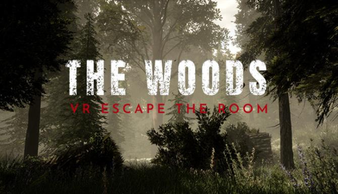 The Woods Escape the Room VR-VREX
