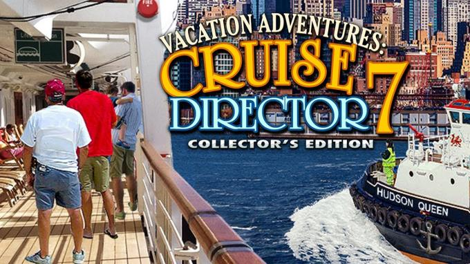 Vacation Adventures Cruise Director 7 Collectors Edition Free Download