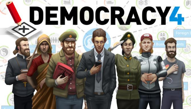 Democracy 4 Free Download