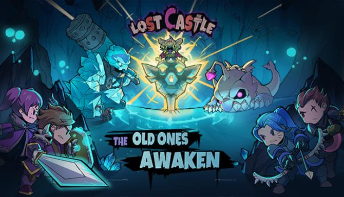 Lost Castle: The Old Ones Awaken / 失落城堡: 遗迹守护者