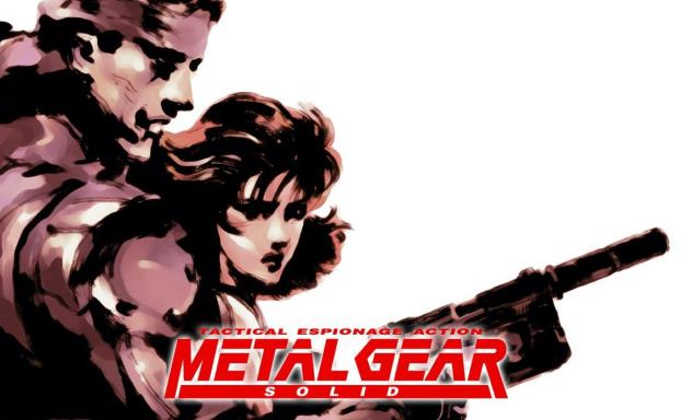 METAL GEAR SOLID Collection-GOG
