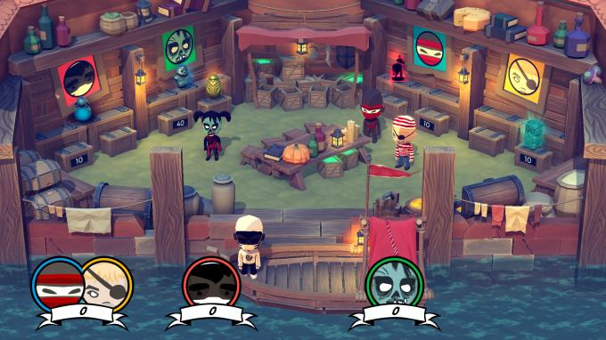 Raiders Of The Lost Island PC Crack