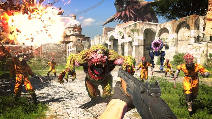 Serious Sam 4 Deluxe Edition Torrent Download