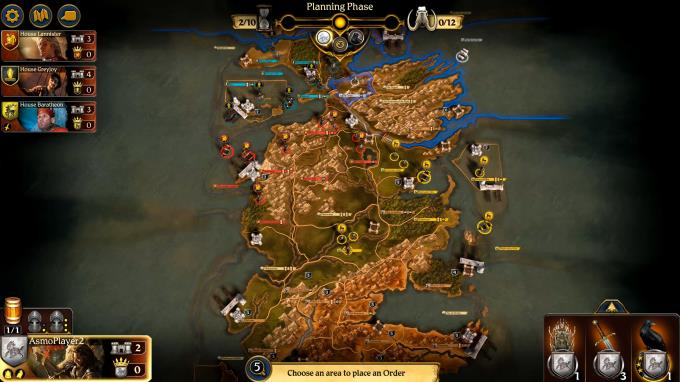 A Game of Thrones: The Board Game - Digital Edition Torrent Download