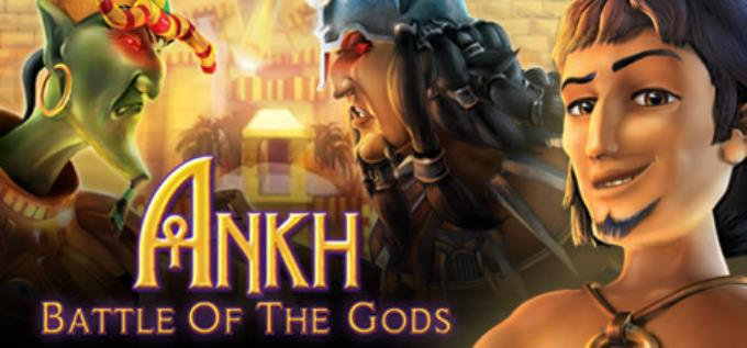 Ankh 3 Battle of the Gods Free Download