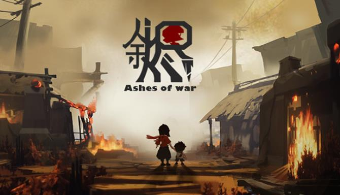 Ashes of war CHiNESE-DARKSiDERS
