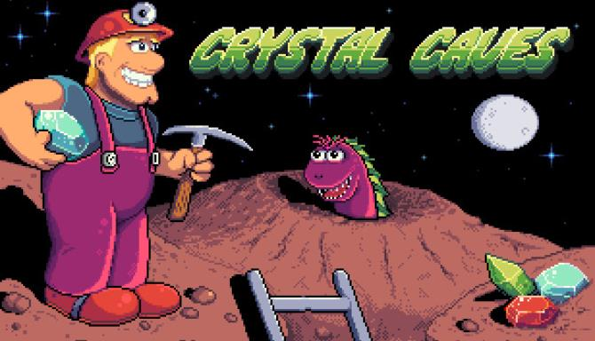 Crystal Caves HD Free Download