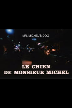 Mr. Michel's Dog