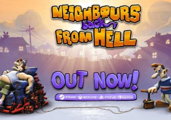 Neighbours Back from Hell HD Remaster