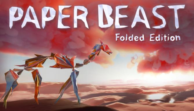 paper beast folded edition