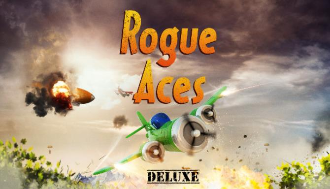 Rogue Aces Deluxe – 2D aerial combat with local multiplayer deathmatches