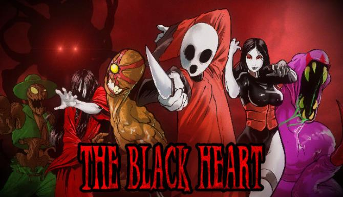 the black heart 5f9643e46dd58