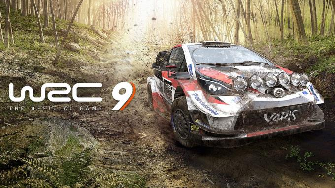 WRC 9 FIA World Rally Championship-CODEX