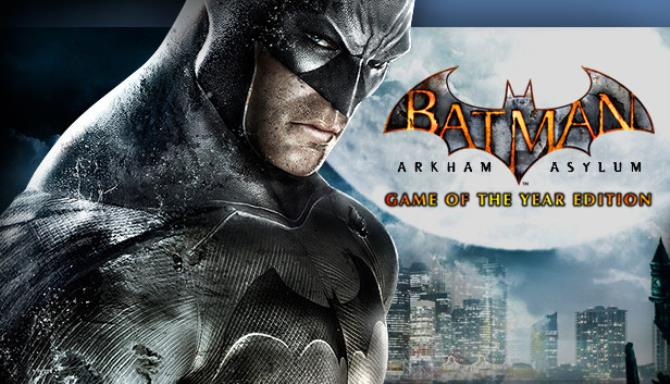 Batman Arkham Asylum Game of the Year Edition-GOG