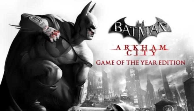 Batman Arkham City Game of the Year Edition-GOG