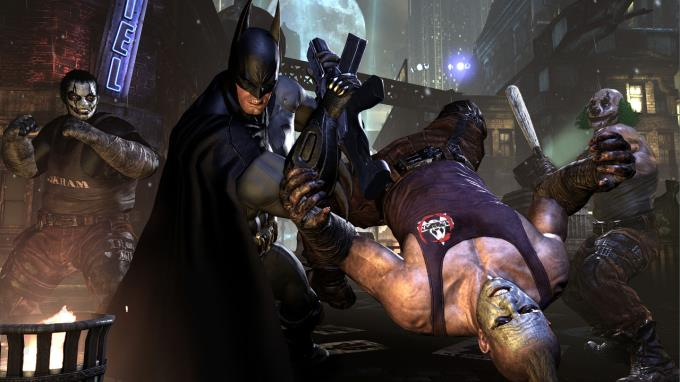Batman Arkham City Game of the Year Edition Torrent Download