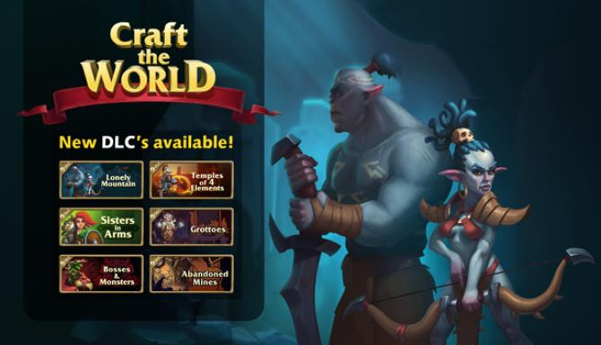 Craft The World-GOG