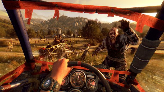 Dying Light The Following Enhanced Edition v1.34.1 PC Crack