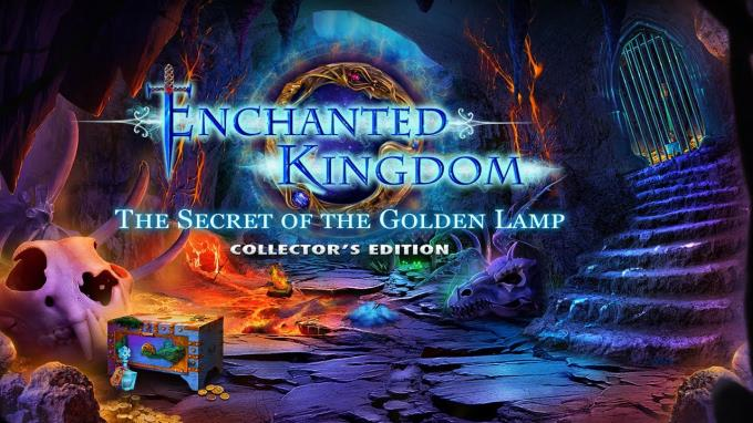Enchanted Kingdom The Secret of the Golden Lamp Collectors Edition Free Download