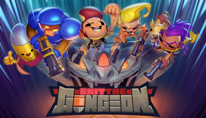 Exit the Gungeon v2 1 0 Free Download